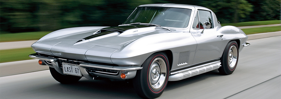 67 Corvette Stingray